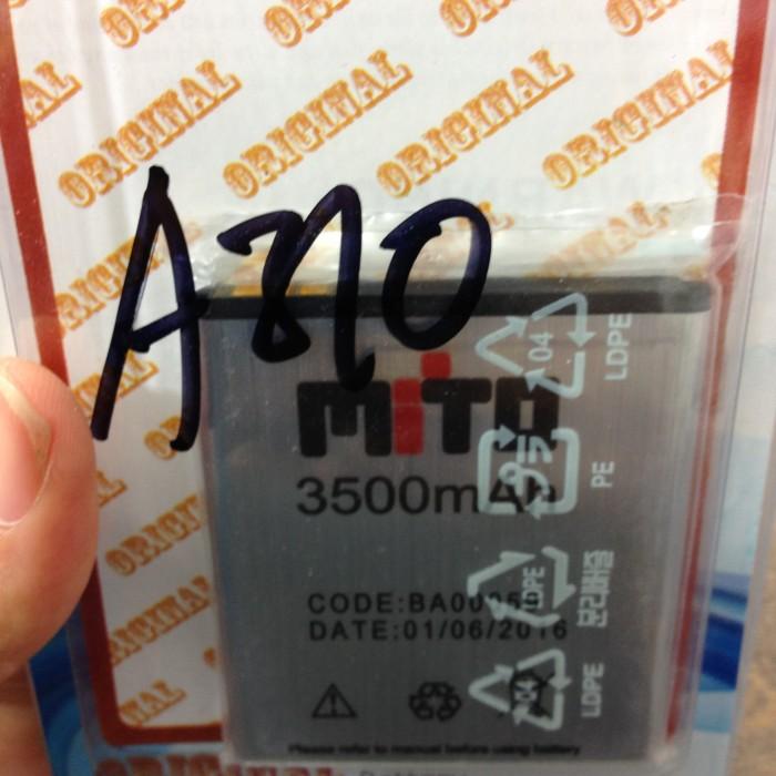 Baterai mito a310 a-310 ba-00059 fantasy 2 3500mah original