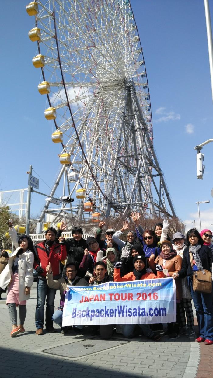 Foto Produk 6 days Japan tour osaka & kyoto dari Backpacker Wisata
