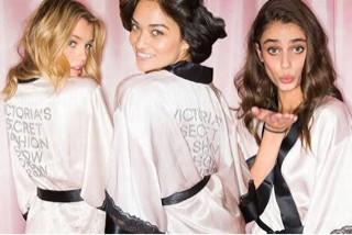 harga Victoria Secret Angel's Robe Fashion Show London Tokopedia.com
