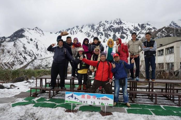 Foto Produk japan alpine road wisata salju 7 day dari Backpacker Wisata