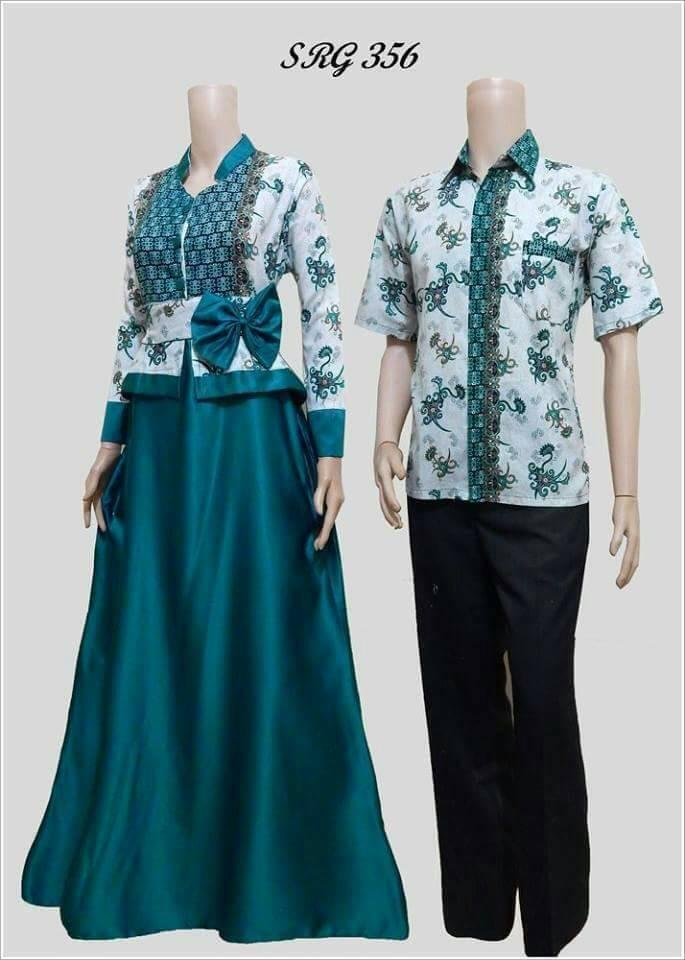Jual Model Baju Batik Couple Terbaru 2016 Kota Surakarta Toko