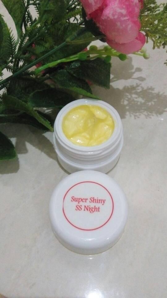 harga Cream malam ss super shiny // glow shiny Tokopedia.com