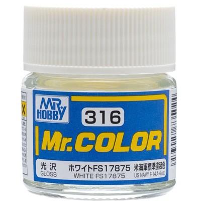 harga Mr color 316 white fs17875 (gloss/ us navy f-14 etc) Tokopedia.com