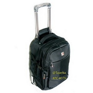 Jual Tas Ransel Trolley Backpack Trolly Polo Classic PC