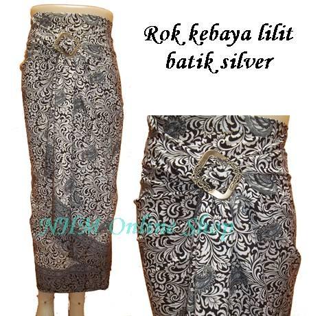 1SET Kain Batik Kombinasi Bahan Katun Soft Dan Embos Bawahan Kebaya KKKS011 Source Batik