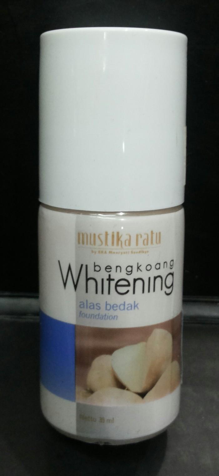 Jual Mustika Ratu Alas Bedak Whitening Bengkoang Crazy Cosmetic Complete Series