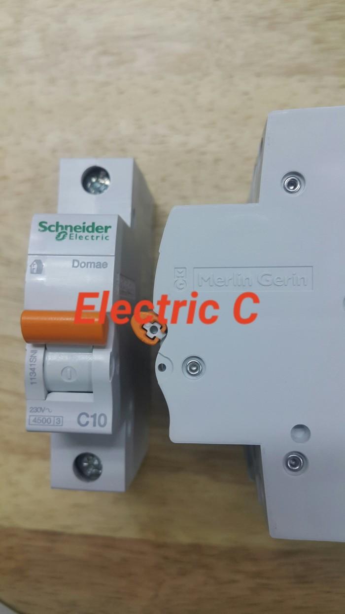 Mcb Schneider 10a Domae Electric Daftar Harga Terkini Dan Rcbo Slim 1p N Merlin Gerin 1phase 10 Amper Sni 1x10