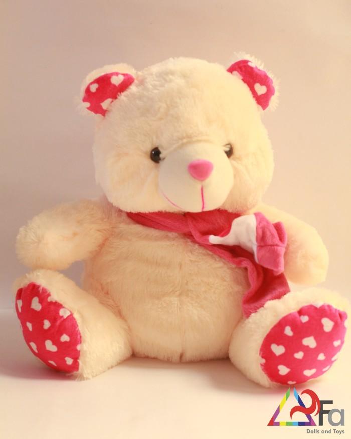 Boneka Teddy Bear Syall 45cm, Boneka Beruang, Boneka Panda