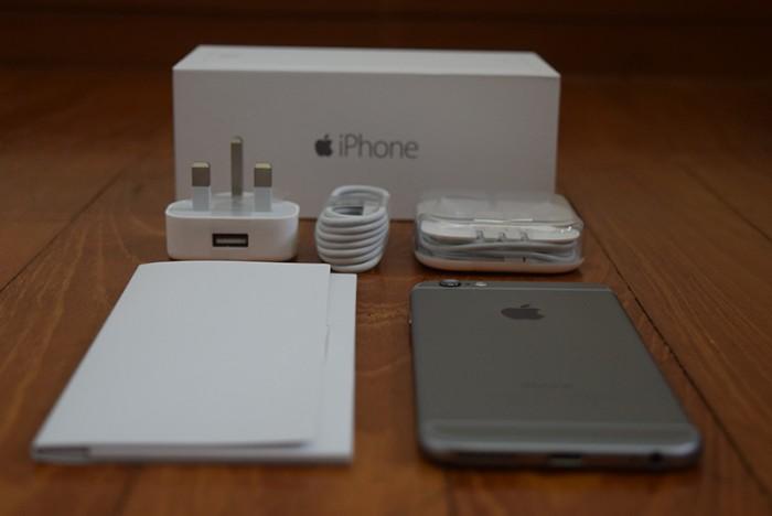 Jual APPLE IPHONE 6 GREY 64GB GSM GARANSI 1 TAHUN FREE TEMPERED GLASS -  Perak - elangfone  256b5cd458