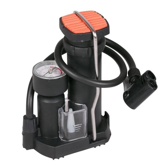 harga Pompa angin mini portable untuk bola basket / kasur angin - hitam Tokopedia.com