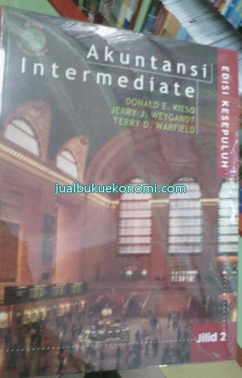Jual Buku Akuntansi Intermediate Jilid 2, Edisi 10 - Donald E Kieso - Kota  Yogyakarta - JUAL BUKU EKONOMI | Tokopedia