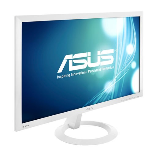 harga Monitor asus led 23  hdmi speaker vx238hw (white) Tokopedia.com