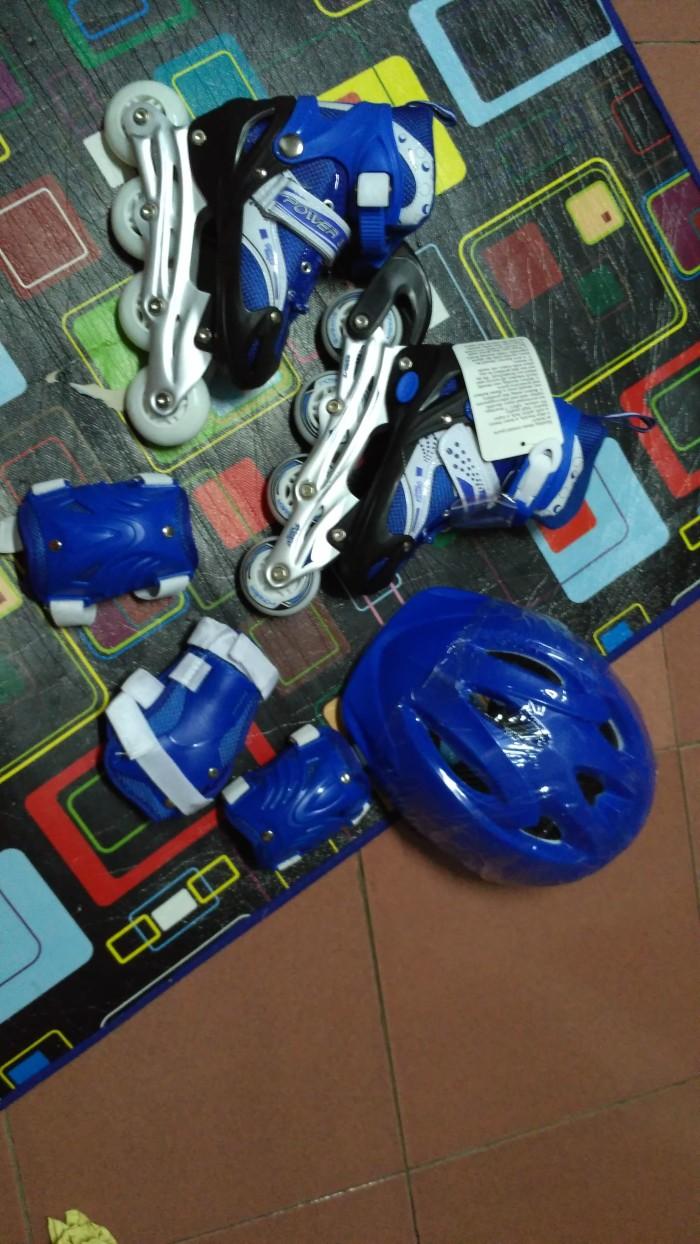 harga Sepatu roda inline skate bajaj 6032 power superb free dekker dan helm Tokopedia.com