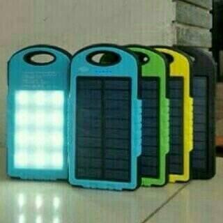harga Solarcell led 99.000 mah Tokopedia.com