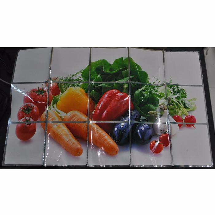 Anti Oil Kitchen Wall Stickers / Stiker Dinding Anti Minyak KUIQ