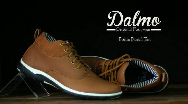 harga Sepatu boot casual formal pria Tokopedia.com