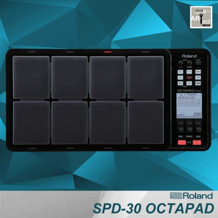 harga Roland spd 30 / spd30 octapad - percussion multi pad - drum elektrik Tokopedia.com