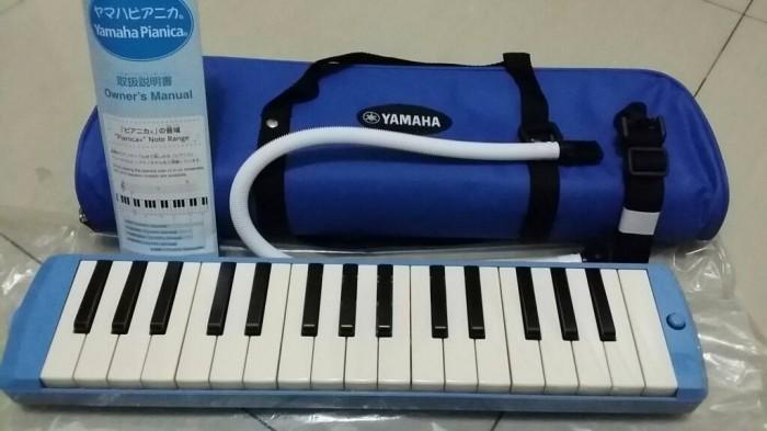 harga Pianika yamaha original baru Tokopedia.com