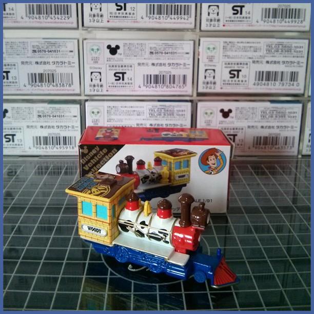 harga Tomica disney resort western river rail road toy story woody Tokopedia.com