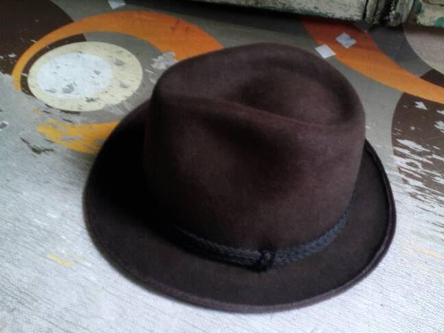 Jual topi laken fedora import brand moris - a-62hat.store  7f66e6b0c3