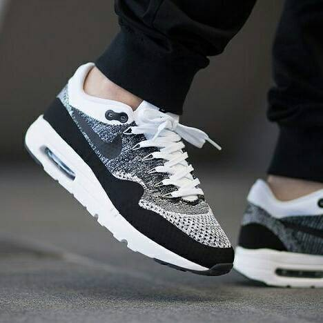 ac197a52d09d Jual nike air max 1 ultra flyknit - oreo - DKI Jakarta - The Package ...