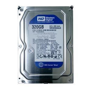 """Foto Produk Harddisk WDC Internal 320GB PC 3.5"""" SATA dari toko expert komputer"""