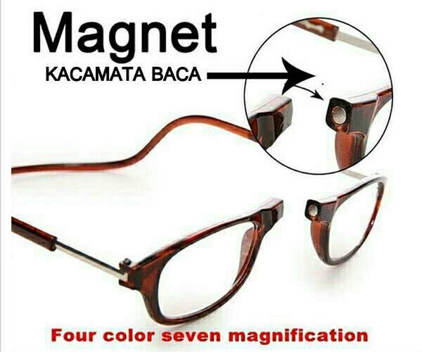 Jual Kacamata BACA Magnet PAKET+LENSA Leinz 40d3473de4