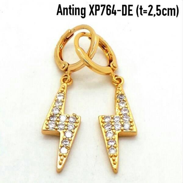 harga Xuping yaxiya meili anting (cincin gelang kalung liontin) xp764 Tokopedia.com