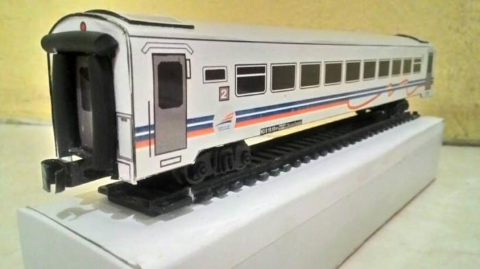harga Miniatur kereta api (gerbong bisnis kai) Tokopedia.com
