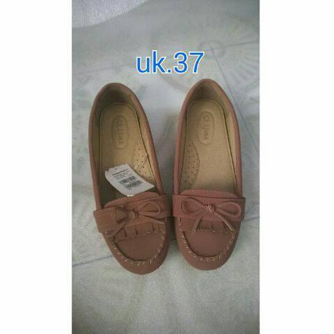 Jual sepatu flat st.yves - purple colection  11995fcb61