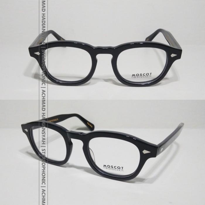 Kacamata mos*cot lemtosh medium | frame mos*cot lemtosh medium black