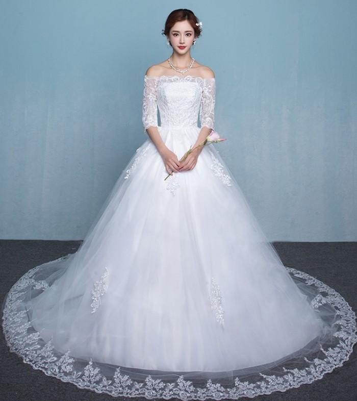 Jual Gaun Pengantin Baju Pengantin Wedding Gown Wedding Dress 2016 08004 Kota Medan Christian Tung Tokopedia