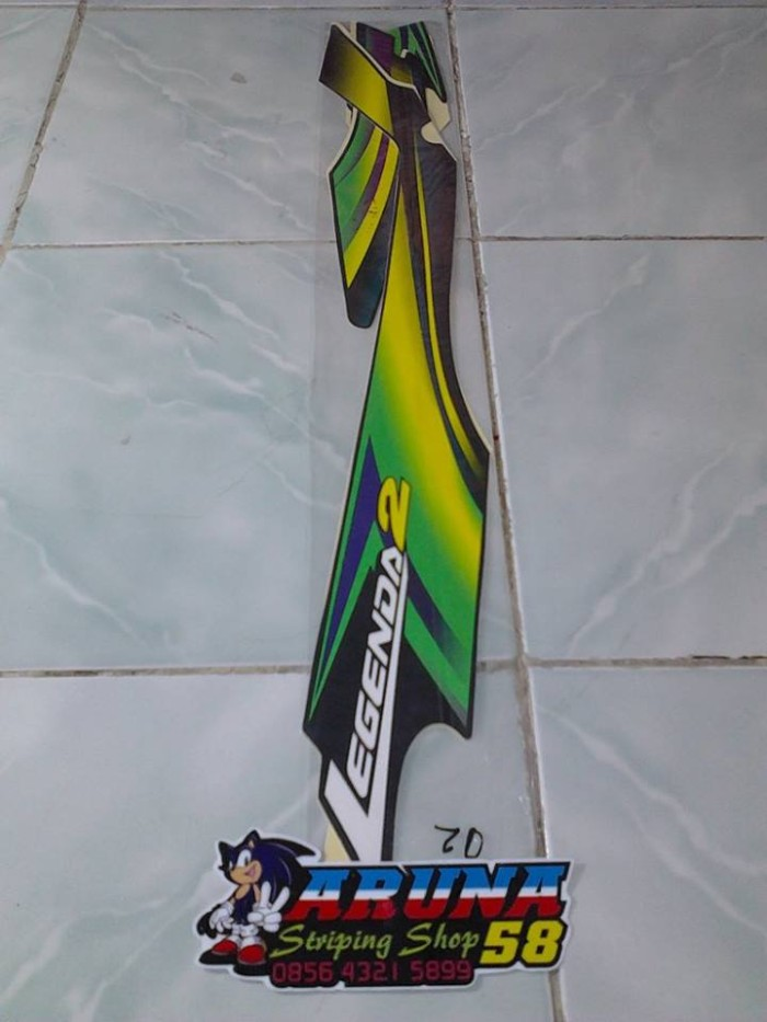 harga Striping/sticker motor honda legenda 2 2002 (1) Tokopedia.com