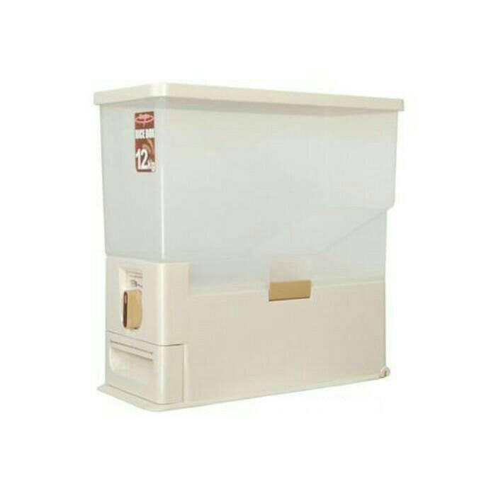 Rice Box Maspion MRD 12 kg / Tempat Penyimpanan Beras