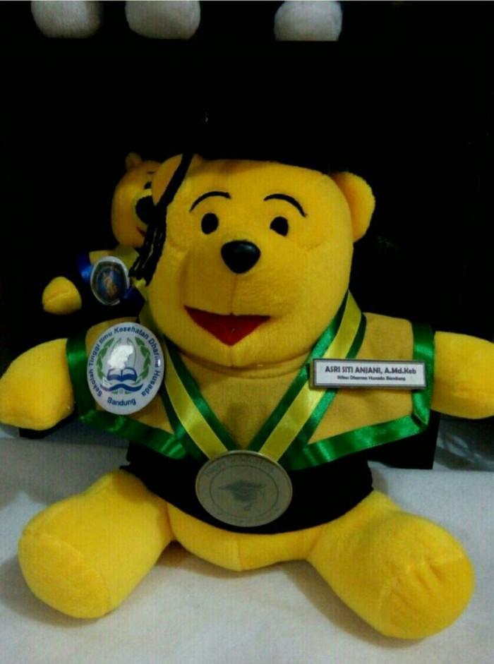 harga Boneka wisuda teddy bear murah | hadiah wisuda | kado wisuda unik Tokopedia.com