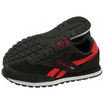 Jual Sepatu casual reebok GL 1200 hitam merah original asli murah ... 1cece6ba0a