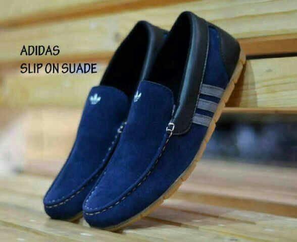 harga Sepatu adidas slip on / sepatu pria keren / sneakers/  adidas Tokopedia.com