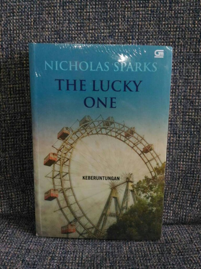 an analysis of the lucky one by nicholas sparks The lucky one is a 2012 romantic drama film directed by scott hicks and released in april 2012 it is an adaptation of nicholas sparks' 2008 novel of the same name.