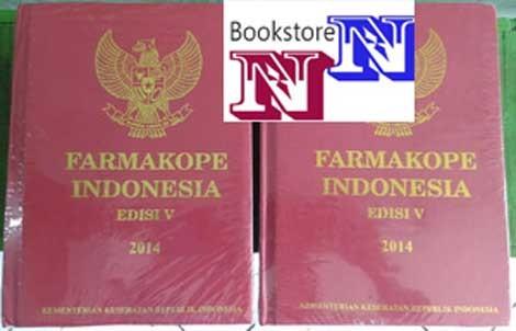 harga Farmakope indonesia edisi v kelima 2014 (2 buku) Tokopedia.com