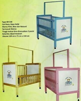 harga Box bayi kayu Tokopedia.com