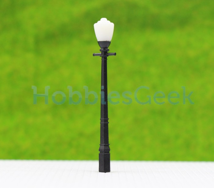 harga Hg08 10x miniatur lampu taman diorama ho / oo scale Tokopedia.com