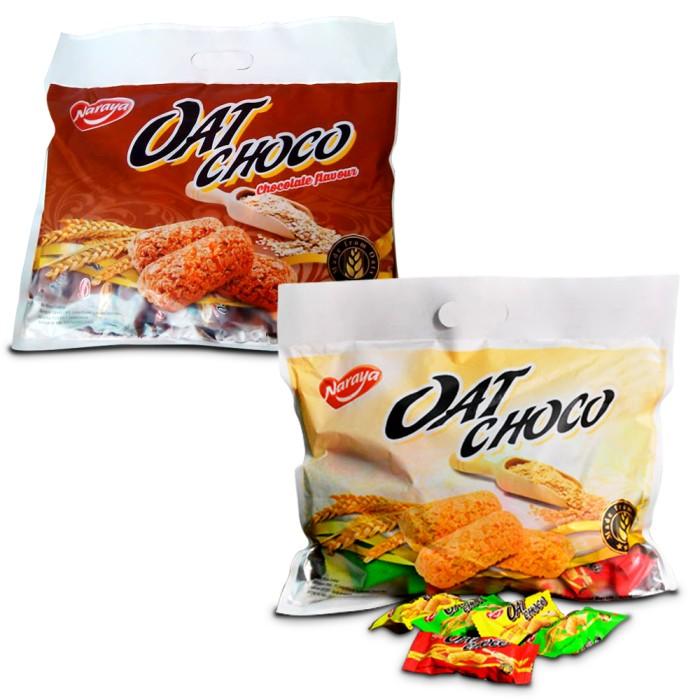 harga Naraya oat choco coklat Tokopedia.com