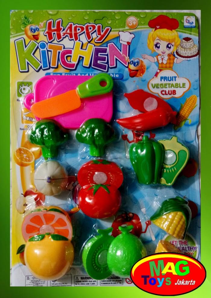 Foto Produk mainan buah potong dari MAG TOYS