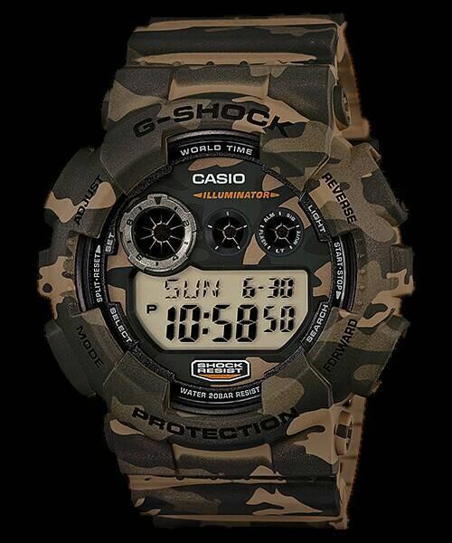 harga Jam tangan pria casio g-shock original gd-120cm-5 bergaransi resmi Tokopedia.com