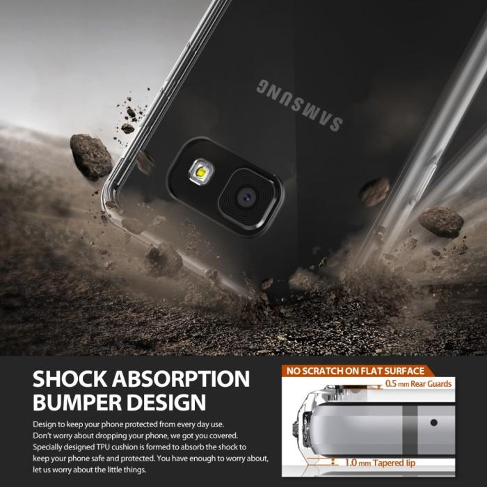 harga Hardcase ringke fusion samsung galaxy a310 a3 2016 back cover original Tokopedia.com