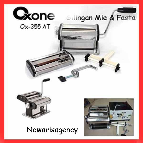 Cetakan mie /Gilingan mie dan fasta oxone /Noodle Maker OX 355 AT
