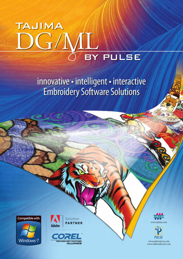 harga Software mesin bordir tajima dgml by pulse v14 Tokopedia.com