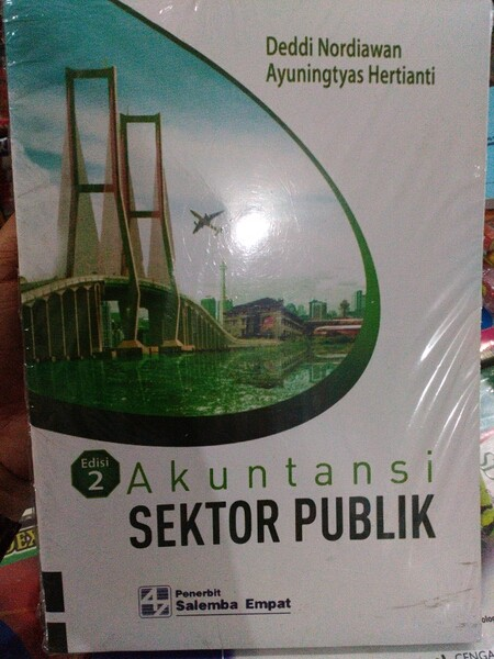 harga Akuntansi sektor publik by deddi nordiawan Tokopedia.com