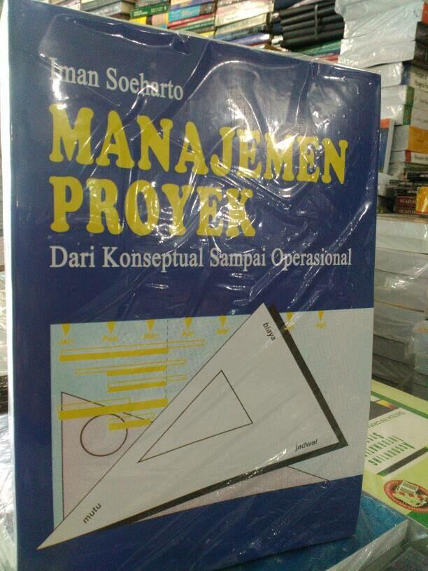 harga Manajemen proyek by iman soeharto Tokopedia.com