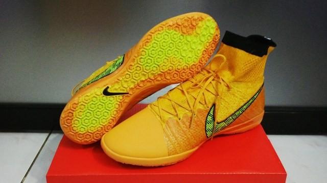 harga Sepatu Futsal Nike Elastico Superfly Yellow Tokopedia.com